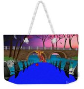 Im Sticking My Neck Out For You Weekender Tote Bag