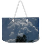I'm Thinking Rain Weekender Tote Bag