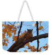 I'm Watching You Weekender Tote Bag