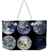 Image Comparison Of Iconic Views Weekender Tote Bag