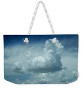 Image In The Sky Weekender Tote Bag