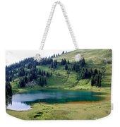 Image Lake  Weekender Tote Bag