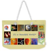 Image Mosaic - Promotional Collage Weekender Tote Bag
