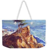 Imaginary Cypress Weekender Tote Bag