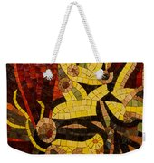 Imagination In Reds And Yellows Weekender Tote Bag