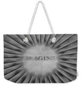 Imagine Zoom Weekender Tote Bag