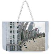 Imaging Chicago Weekender Tote Bag