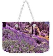 Img 4892_ Purple Lupine_ Yosemite National Park  Weekender Tote Bag