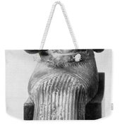 Imhotep, 27th Century B.c Weekender Tote Bag