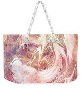 Immanuel Weekender Tote Bag by Rachel Christine Nowicki