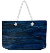 Immense Blue Weekender Tote Bag