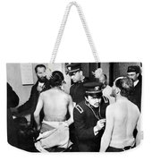 Immigrant Inspection, 1907 Weekender Tote Bag