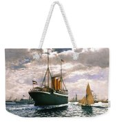 Immigrant Ship, 1893 Weekender Tote Bag