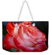 Imperfect Rose Weekender Tote Bag