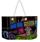 Imperial Laundry Truck Weekender Tote Bag