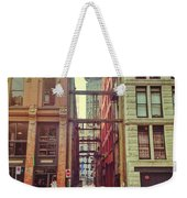 Importantly Gone Weekender Tote Bag