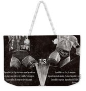 Impossible Is Nothing Weekender Tote Bag