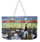 Impresionnist Cafe By Prankearts Weekender Tote Bag