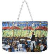 Impresionnist Cafe By Prankearts Weekender Tote Bag