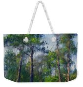 Impression Trees Weekender Tote Bag
