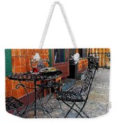 Impressionism The Looney Bean Cafe  Weekender Tote Bag