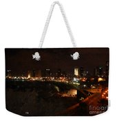 Jaffe At Night Weekender Tote Bag