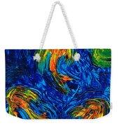 Impressionist Koi Fish By Sharon Cummings Weekender Tote Bag