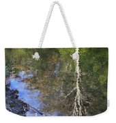 Impressionist Reflections Weekender Tote Bag