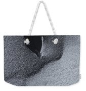 Impressions In The Sand Weekender Tote Bag