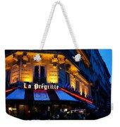 Impressions Of Paris - Latin Quarter Night Life Weekender Tote Bag