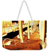 In A City Of Gold Weekender Tote Bag
