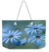 In A Corner Of A Garden Weekender Tote Bag by Priska Wettstein