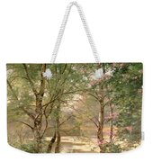 In A Fairy Woodland Weekender Tote Bag