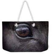 In A Horse's Eye Weekender Tote Bag