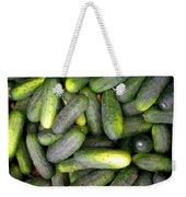 In A Pickle Weekender Tote Bag