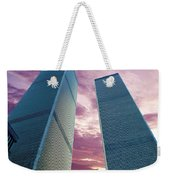 In All Her Glory Weekender Tote Bag by Jon Neidert