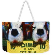 In Any Dish Weekender Tote Bag