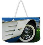 In Car Love Weekender Tote Bag