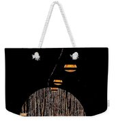 In Deep Thought Weekender Tote Bag