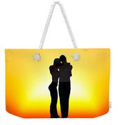 In Each Others Arms... Weekender Tote Bag