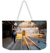 In From The Sun Weekender Tote Bag