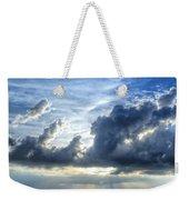 In Heaven's Light - Beach Ocean Art By Sharon Cummings Weekender Tote Bag