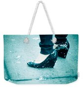 In Her Shoes Weekender Tote Bag