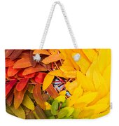 In Living Color Weekender Tote Bag
