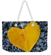In Love ... Weekender Tote Bag by Juergen Weiss