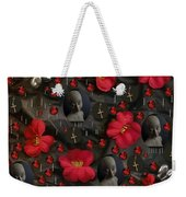 In Love And Respect We Trust Weekender Tote Bag