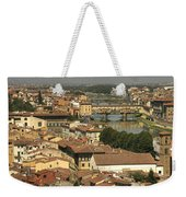 In Love With Firenze - 1 Weekender Tote Bag