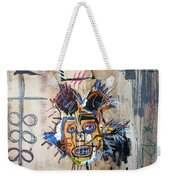 In Memory Basquiat Weekender Tote Bag