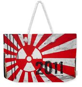 in memory Japan 2011 Weekender Tote Bag