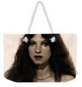 In Memory Of My Youth - Reflection Weekender Tote Bag